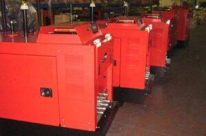 Hydraulische generator maatwerk op maat