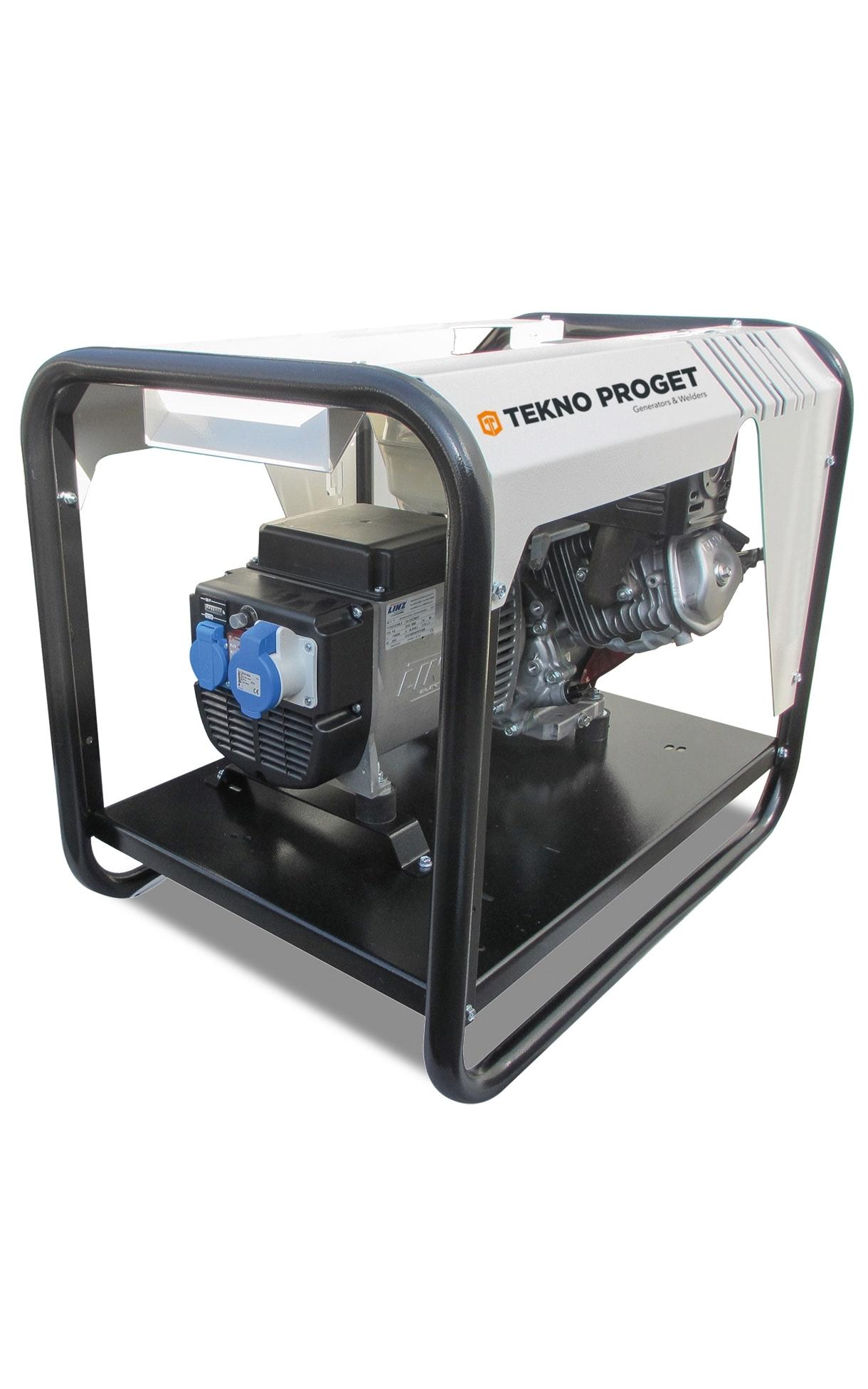 benzine aggregaat 4000 Watt met Honda motor-kopen