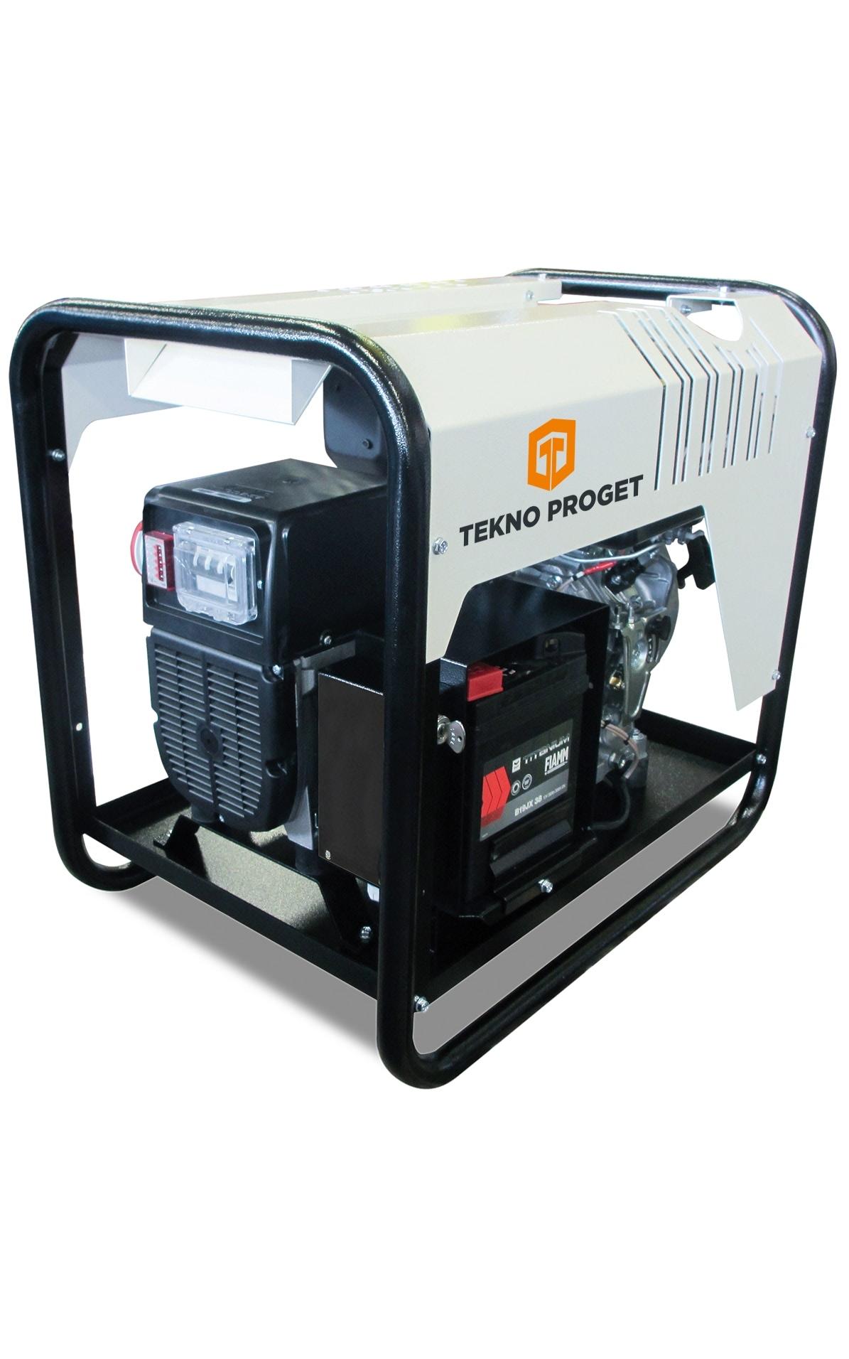 dieselaggregaat 7 Kva generator-kopen