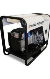 stroomgenerator 10 Kva 230 Volt elektrische start Lombardini Diesel-kopen