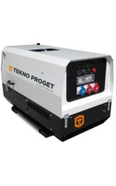 dieselgenerator geluidsarm 15 Kva 3 fase 380V-kopen