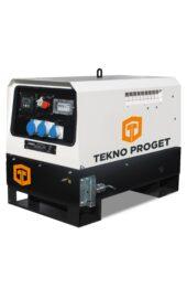 diesel generator 10 Kva 230 Volt Kubota motor geluidsgedempt-kopen