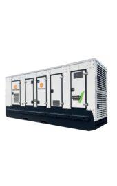 Trime TP Stage V 5 generator 300 Kva aggregaat