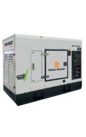 Stage V 30 Kva generator aggregaat